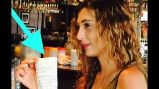 7-Second Pickup Trick For Waitresses, Bartenders & Baristas