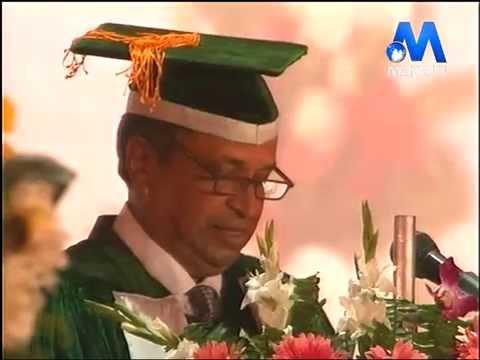 Mr. Binod  Chaudhary's keynote speech on Purbanchal University convocation on 14th  March 2015.