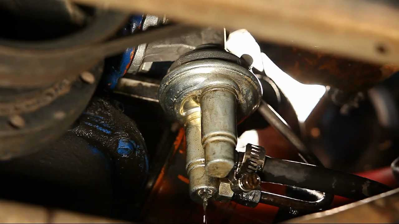 u0026quot it u0026 39 s probably the fuel pump u0026quot