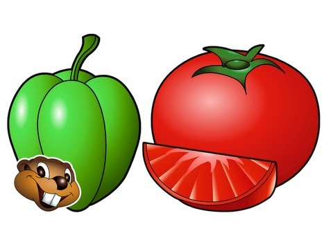 vegetable Song - Kids Learn Vegetable Names, Teach Nursery Children Veggie Song video