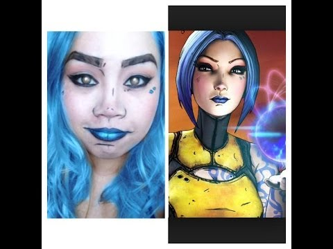 MAYA THE SIREN Borderlands 2 Tutorial   Grace Go