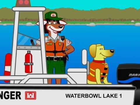 Bobber the Water Safety Dog - Sinker has a Fit - YouTube