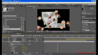 Mankatha - How to make Ajith 50 title like mankatha - After effects Tamil tutorial