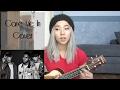 Cave Me In TABLO x Gallant x Eric Nam (Ukulele Cover)