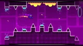Geometry Dash lvl 10 - Xstep