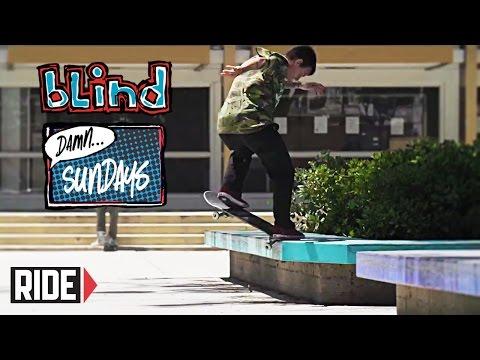 Cody McEntire Santa Monica Courthouse - Blind Damn Sundays