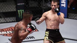 Fight Replay: Yoni Sherbatov vs. Eric Shelton