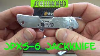 (754) Review: Southord JPXS-6 Jackknife Lock Pick