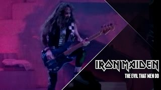Watch Iron Maiden The Evil That Men Do video