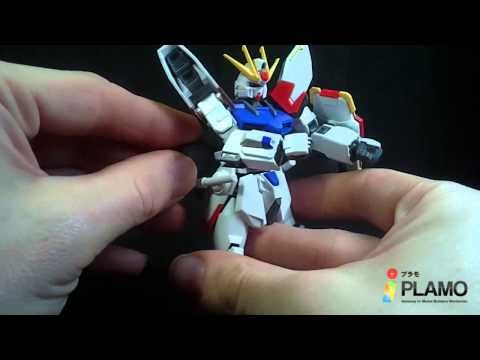 1/144 HGBF Build Strike Gundam Full Package Review