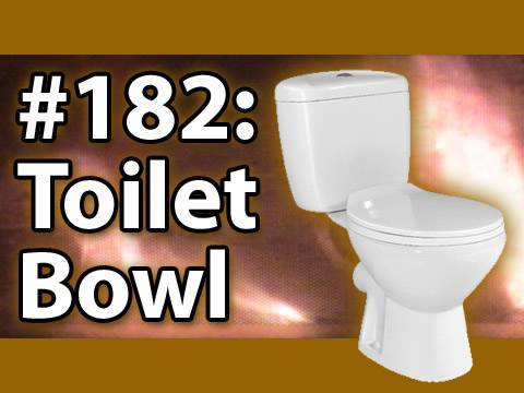 Is It A Good Idea To Microwave A Toilet Bowl?