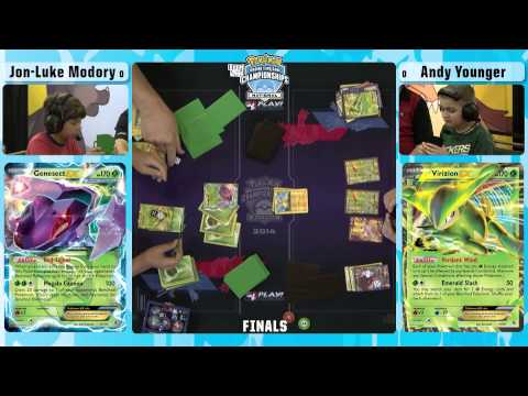 2014 Pokémon US National Championships: TCG Junior Finals