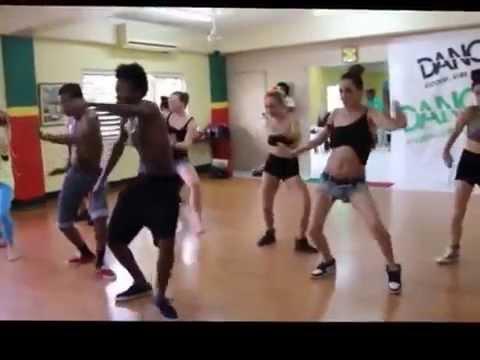 TRUE JAMAICAN DANCEHALL AUSTRALIA CAMP 2015