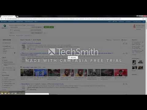 AUM Library - Academic Search Premier Tutorial