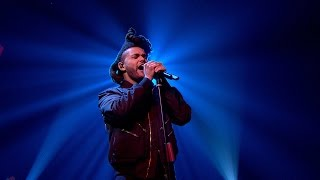 The Weeknd Can T Feel My Face Later With Jools Holland Bbc Two