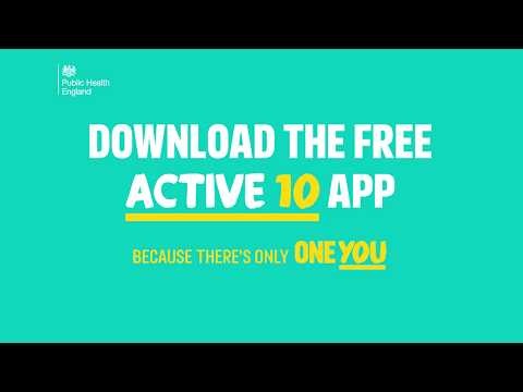 One You Active 10 Walking Tracker APK Cover
