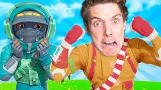 I LOST to LazarBeam...