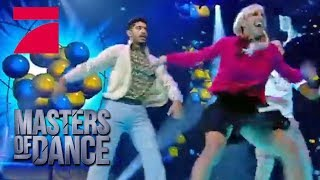 The Big Bang Theory Dance - Patrox, Antony & Michael PREVIEW | Masters of Dance | Finale | ProSieben