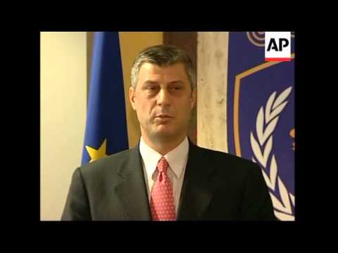 WRAP Kosovo PM, Serbian, Moscow react to election result