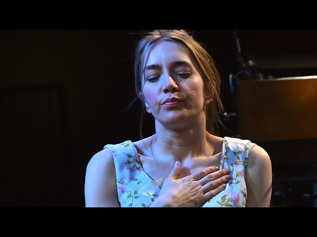 Śluby panieńskie - Teatr Telewizji, making off