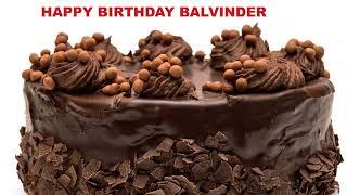 Balvinder - Cakes Pasteles_536 - Happy Birthday