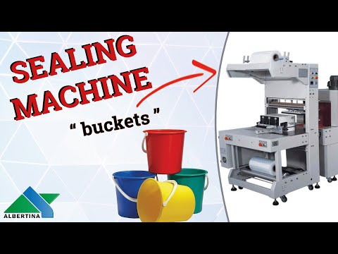 Albertina - Bucket filling line