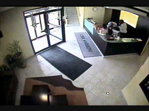 fat lazy security guards steal coffee and doughnuts youtube