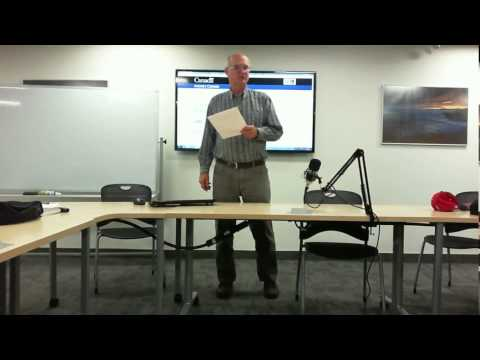 AARC LIVE BASIC RADIO COURSE CANADA Part 2 Oct. 20 2015