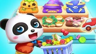 Baby Panda's Beach Party - Join The Fun with Kiki  - Babybus Kids Games