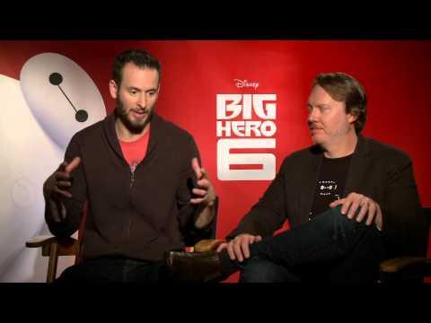 Big Hero 6 Directors: Chris Williams And Don Hall