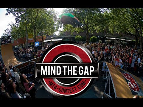 Mind the Gap skate contest | from 2007 till 2012