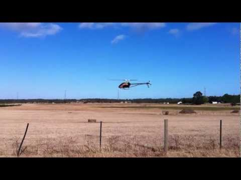 Radar 3GX v3.0 test flight 1 (HD)