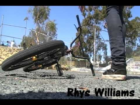 Rhys Williams bmx edit.