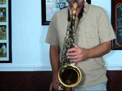 Selmer Bundy II Tenor Sax 849,xxx