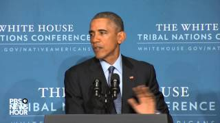 President Obama makes statement on Eric Garner grand jury decision