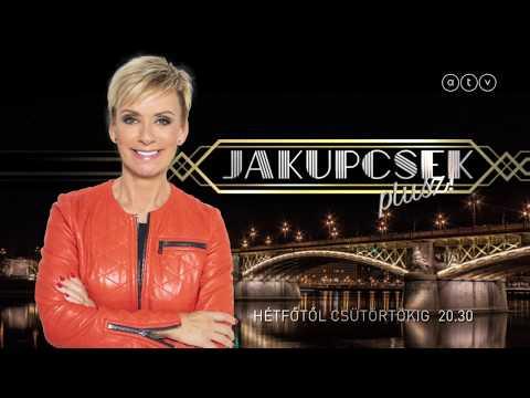 Jakupcsek Plusz Szeptember 9.-étől az ATV-n