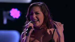 The Voice 2017 Blind Audition   Davina Leone  'Cheap Thrills'