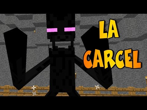 LA CARCEL!! SUPERVIVENCIA Ep 2 | Minecraft Arena Map