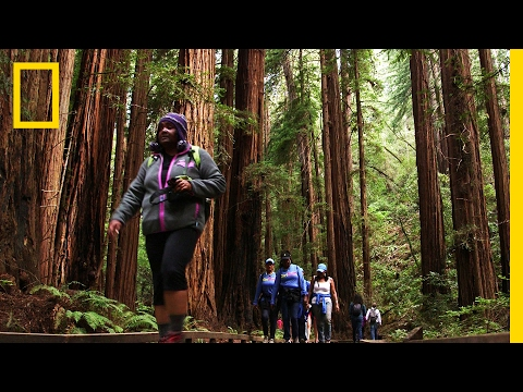 National Parks: Inside a Movement to Attract More Visitors of Color | National Geographic