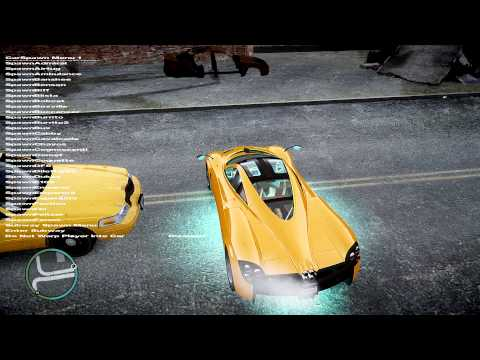 GTA 4 HD - Mod graficos EXTREMOS - (ENB Ultimate + Car pack 2012) ¡IMPRESIONANTE!
