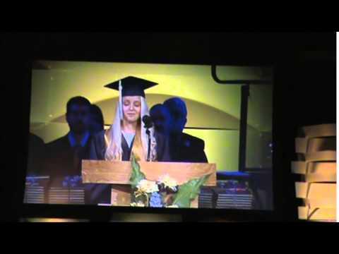Chanhassen High School 2014 commencement speech