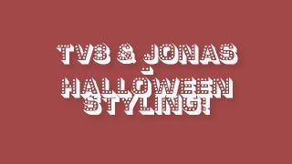 "TV8 - Jonas Philipe ""Halloween Styling"""