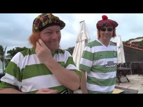 Celtic-Fans für Giorgios Samaras: Hellas statt Schottland | Costa Rica - Griechenland | WM 2014