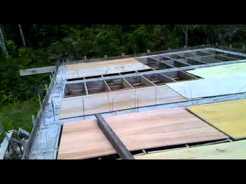 Lantai Satu Bird's Nest sweft's Tambunan Sabah Hotel Walet Tambunan 21052012