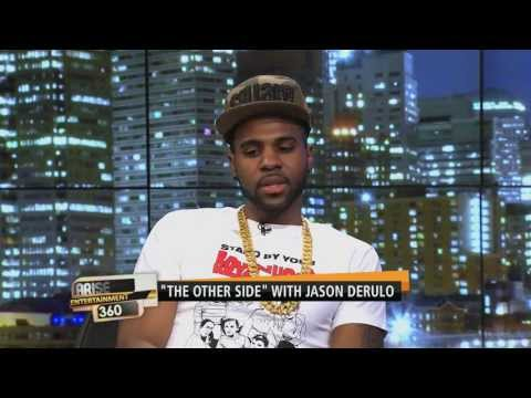 04/23 Arise Entertainment 360, Pop Singer Jason Derulo