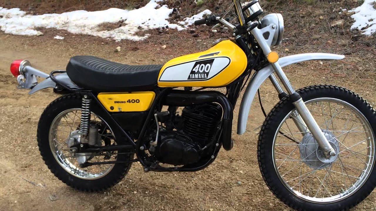 Yamaha  Enduro For Sale