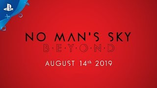 No Man's Sky Beyond - Release Date Announcement Trailer | PS VR