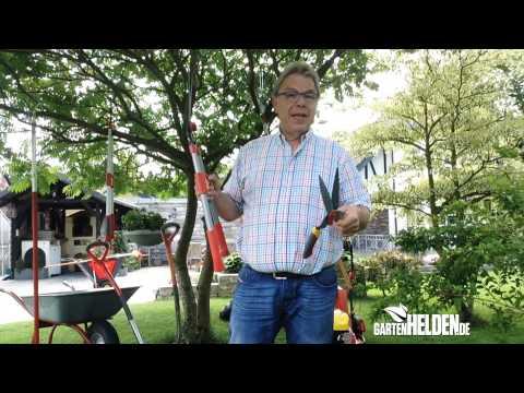 Geräte Für Den Garten Teil 1 - Handgeräte - GartenHELDEN.de Pflegetipp Woche 23/2014