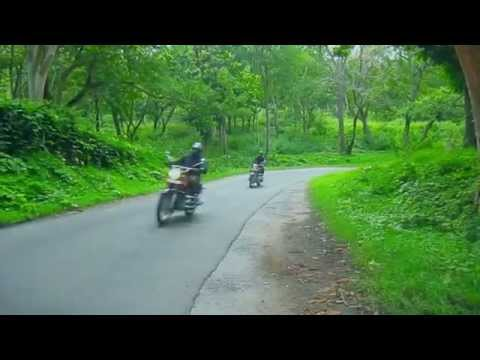 Royal Enfield South India Monsoon Ride
