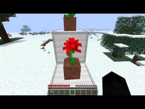 Как в майне сделать яблоко нотча